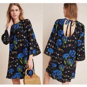 Maeve Lucinda 100% Silk Tunic Dress, Size XS